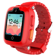 Часы-телефон детские ELARI KidPhone 3G Red (KP-3GR)