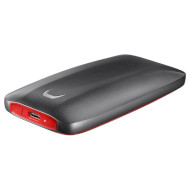 Портативный SSD SAMSUNG X5 1TB (MU-PB1T0B/WW)