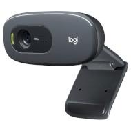 Веб-камера LOGITECH HD Webcam C270 Black (960-000636/960-001063)