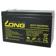 Аккумуляторная батарея KUNG LONG WP7-12 28W (12В 7Ач)