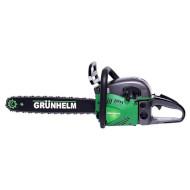 Пила цепная бензиновая GRUNHELM GS5200M Professional
