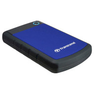 Портативный жёсткий диск TRANSCEND StoreJet 25H3 4TB USB3.1 Navy Blue (TS4TSJ25H3B)