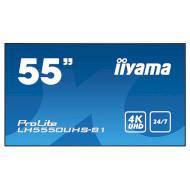 """Информационный дисплей LFD 55"""" IIYAMA ProLite LH5550UHS-B1"""