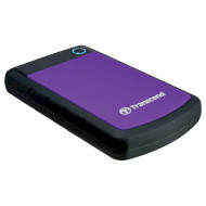 Портативный жёсткий диск TRANSCEND StoreJet 25H3 1TB USB3.1 Purple (TS1TSJ25H3P)