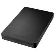 Портативный жёсткий диск TOSHIBA Canvio Alu 1TB USB3.0 Black (HDTH310EK3AB)