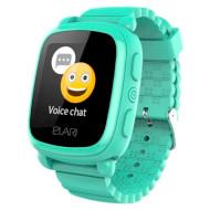 Часы-телефон детские ELARI KidPhone 2 Green (KP-2G)