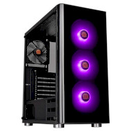 Корпус THERMALTAKE V200 Tempered Glass RGB Edition (CA-1K8-00M1WN-01)