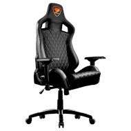 Кресло геймерское COUGAR Armor S Black (3MASBNXB.0001)