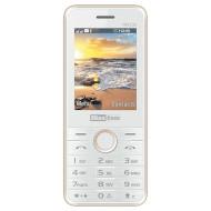 Мобильный телефон MAXCOM Classic MM136 White/Gold
