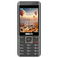 Мобильный телефон MAXCOM Classic MM236 Black/Gold