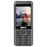 Мобильный телефон MAXCOM Classic MM236 Black/Silver