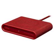 Беспроводное зарядное устройство IOTTIE iON Wireless Plus Red (CHWRIO105RD)