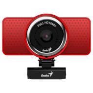 Веб-камера GENIUS ECam 8000 Red (32200001401)