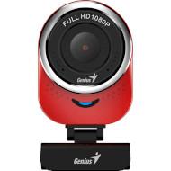 Веб-камера GENIUS QCam 6000 Red (32200002401)