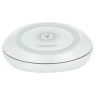 Беспроводное зарядное устройство MOMAX Q.Dock Wireless Charger White (UD2W)
