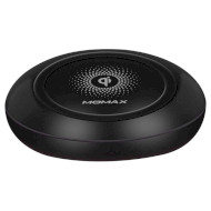 Беспроводное зарядное устройство MOMAX Q.Dock Wireless Charger Black (UD2D)