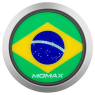 Беспроводное зарядное устройство MOMAX Q.Pad Wireless Charger World Cup Limited Edition Brazil (UD3BZ)