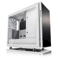 Корпус FRACTAL DESIGN Define R6 USB-C White TG (FD-CA-DEF-R6C-WT-TGC)