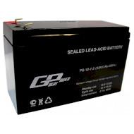 Аккумуляторная батарея GREAT POWER PG 12-7.2 (12В, 7.2Ач)