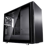 Корпус FRACTAL DESIGN Define R6 USB-C Blackout TG (FD-CA-DEF-R6C-BKO-TGL)