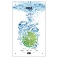Колонка газовая ZANUSSI GWH 10 Fonte Glass Lime (GWH10FONTEGLASSLIME)