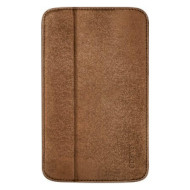 Обложка для планшета ODOYO Glitz Coat for Samsung Galaxy Tab3 7 Saddle Brown (PH621BR)