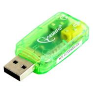 Внешняя звуковая карта GEMBIRD SC-USB-01