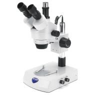 Микроскоп OPTIKA SZM-2 7-45x Trino Stereo Zoom
