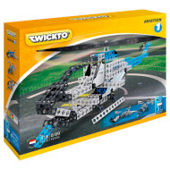 Конструктор TWICKTO Aviation #1 318дет. (15073820)