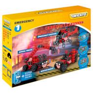 Конструктор TWICKTO Emergency #1 89дет. (15073824)