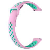 Ремешок AMAZFIT для Amazfit Stratos Pink/Green