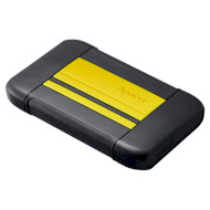 Портативный жёсткий диск APACER AC633 1TB USB3.1 Energetic Yellow X Tough Black (AP1TBAC633Y-1)