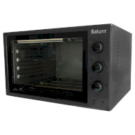 Электропечь SATURN ST-EC3801 Graphite