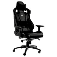 Крісло геймерське NOBLECHAIRS Epic Black (GAGC-039)