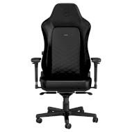 Крісло геймерське NOBLECHAIRS Hero Black (GAGC-113)