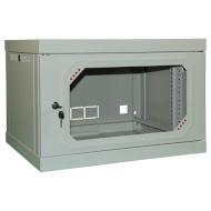 "Шкаф настенный 19"" CSV Wallmount Lite 6U-450 Acrylic (6U, 570x450мм, RAL7035)"