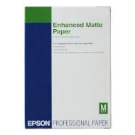 Бумага EPSON Enhanced Matte A3+ 192г/м² 100л (C13S041719)