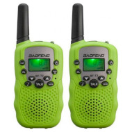 Набор раций BAOFENG MiNi BF-T2 Green 2-pack