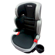 Автокресло детское WELLDON Penguin Growth Black/Gray (PG03-P02-002)