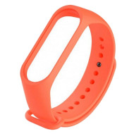 Ремешок XIAOMI Smooth Strap for Mi Band 3 Orange