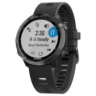 Смарт-часы GARMIN Forerunner 645 Music Slate with Black Coloured Band