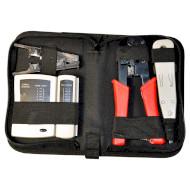 Набор инструментов для витой пары ESERVER WT-4107