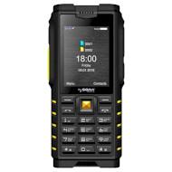 Мобильный телефон SIGMA MOBILE X-treme DZ68 Black/Yellow