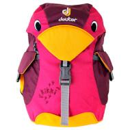 Рюкзак школьный DEUTER Kikki Magenta Blackberry (36093-5505)