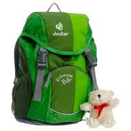 Рюкзак школьный DEUTER Schmusebar Kiwi (36003-2004)