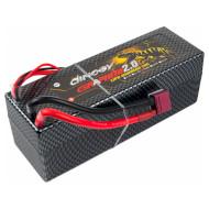 Аккумулятор DINOGY Graphene 2.0 6500мАч 14.8В T-Plug (DLC-4S6500XTF-T)