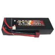 Аккумулятор DINOGY Graphene 2.0 7500мАч 7.4В T-Plug (DLC-2S7500XTH-T)
