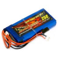 Аккумулятор DINOGY High Power 2800мАч 7.4В JST-XH (DLC-2S2800TX-QX7)