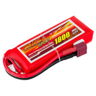Аккумулятор DINOGY Sport 1800мАч 7.4В T-Plug (DLC-2S1800D-T)