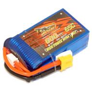 Аккумулятор DINOGY High Power 600мАч 11.1В XT30 (DLC-3S600H-XT30)